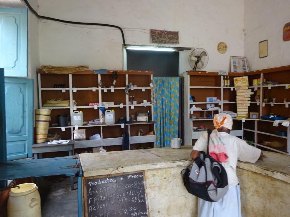 Shopping auf Kubanisch