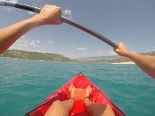 Lac de Saint Croix