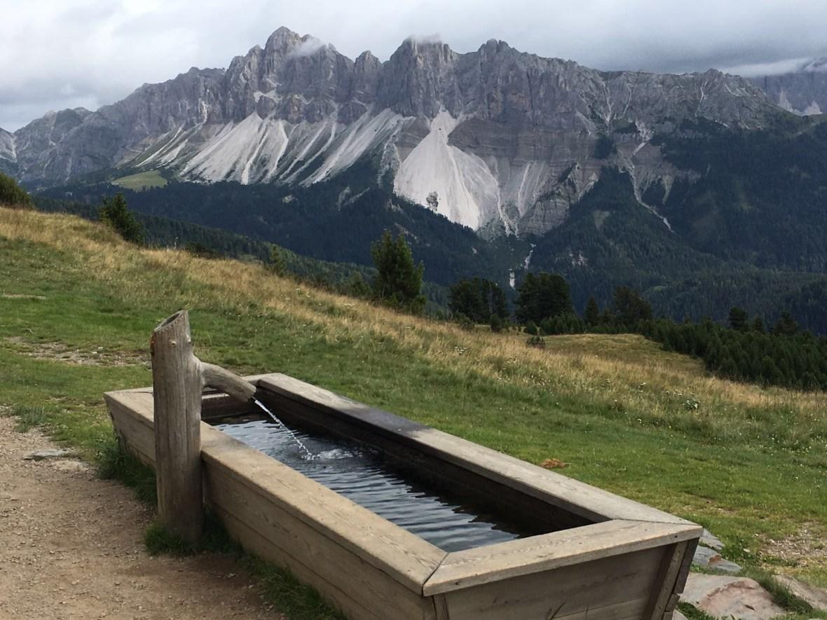 MTB-Trip Dolomiten / Brunnen