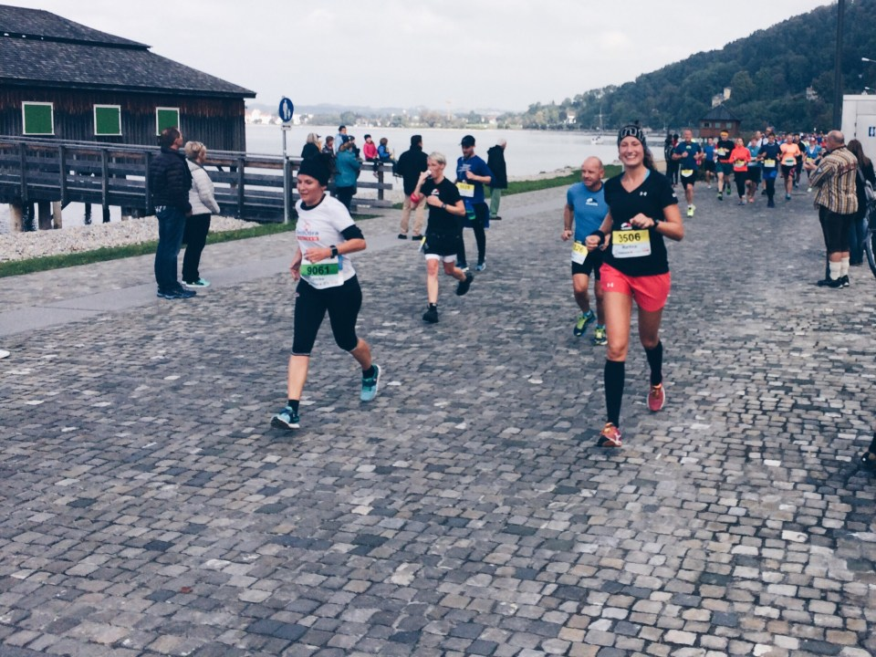 Halbmarathon - Entlang am Bodensee