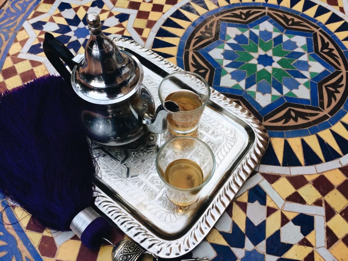Marokko_Tee