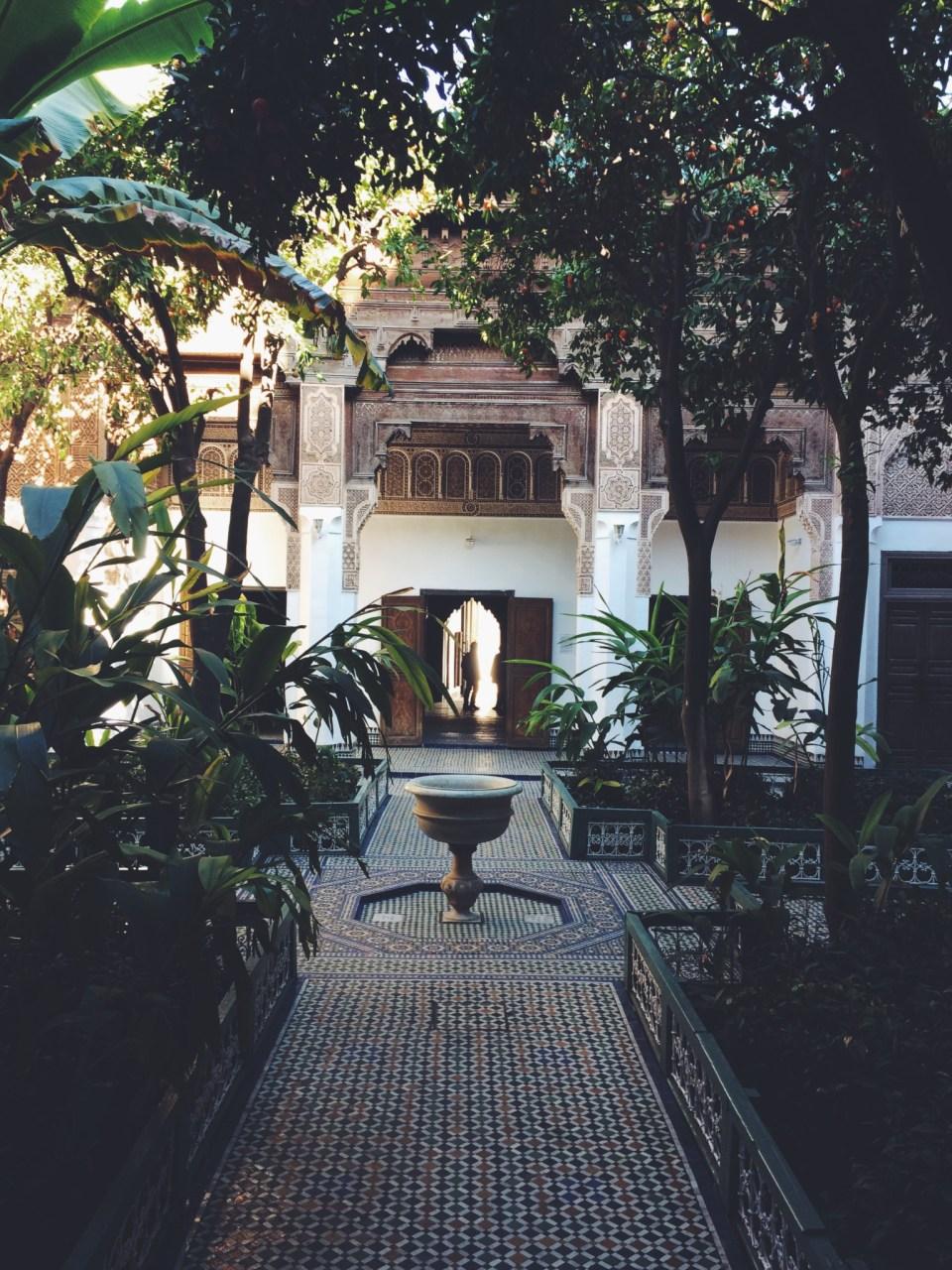 Marokko_Marrakech_Palais-Bahia
