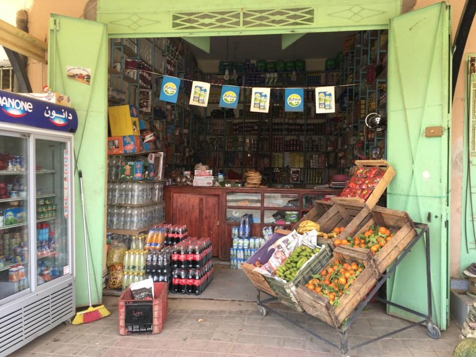 Einkaufen in Marokko I