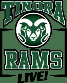 TINORA RAMS LIVE square logo