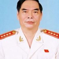 Tiểu sử – Lý lịch Đại tướng Lê Hồng Anh