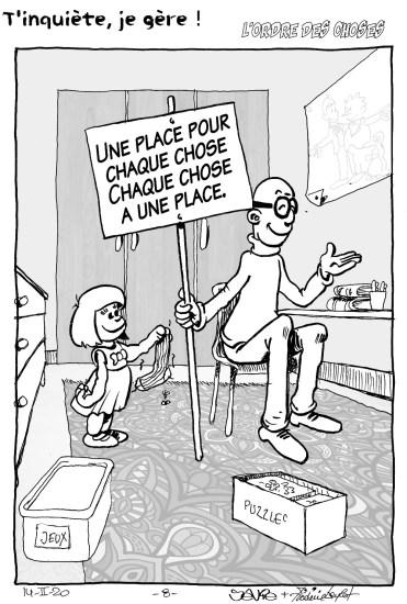 Une Place Pour Chaque Chose Et Chaque Chose à Sa Place : place, chaque, chose, 👨👩👧👦, L'ordre, Choses, Frederic.Baylot.org, Frédéric)