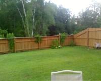 Fenced In Backyard | Outdoor Goods
