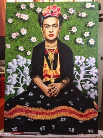 Frida Rainha de Copas
