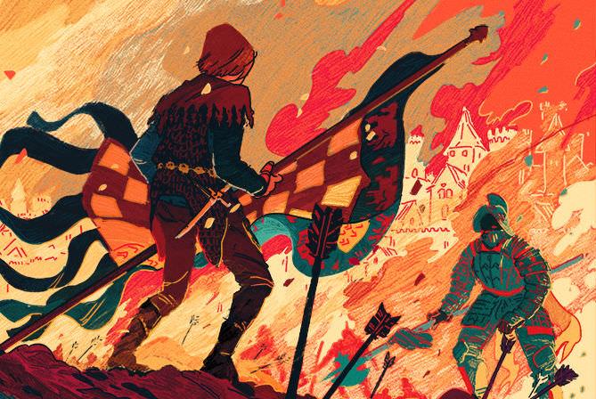 Engrápate tus rechazos literarios al pecho y vete a la guerra con ellos como armadura