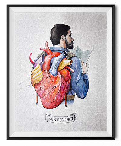 Ilustración de Andrea De Luca