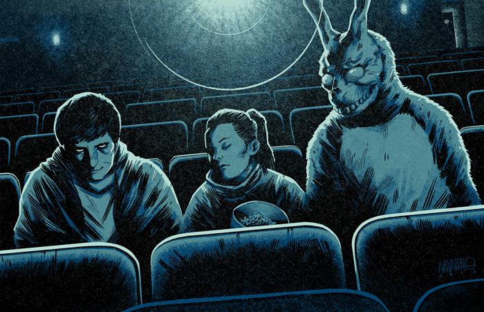 Cine; adj. el pecado de la literatura o películas para escritores