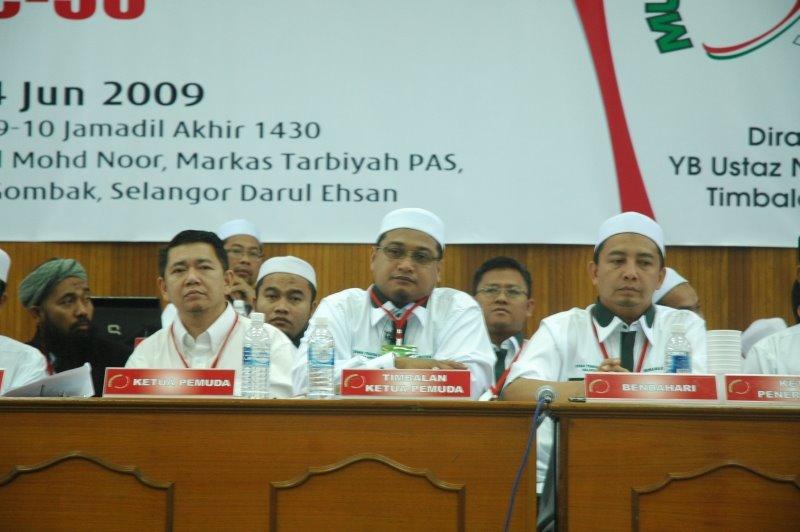 Muktamar Pemuda Pas 2009 01