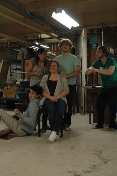 Un portrait de famille improvisé! (ALBUM, 2012)