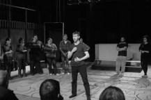 """L'exercice Lecoq: """"Mesdames, messieurs, et la galerie... c'est moi!"""" (ALBUM, 2012)"""