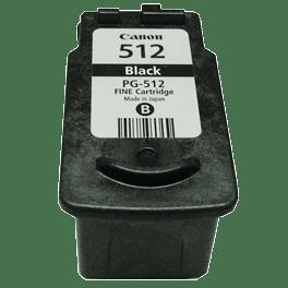 tinteiro-vazio-canon-PG-512