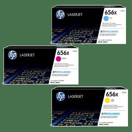 HP CF461-2-3X CMY (656X)