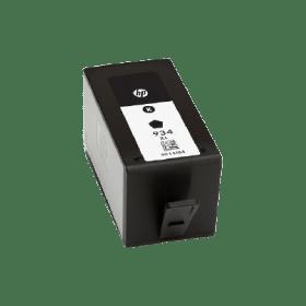 tinteiro vazio HP C2P23AE 934XL Preto