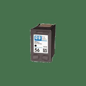 tinteiro vazio HP C6656A 56 C6656G 56 SM