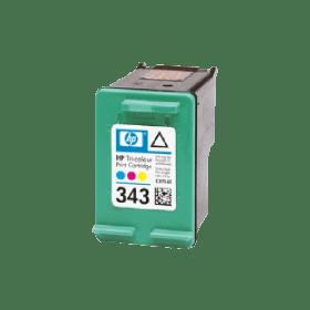 tinteiro vazio HP C8766E 343
