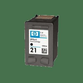 tinteiro vazio HP C9351A 21