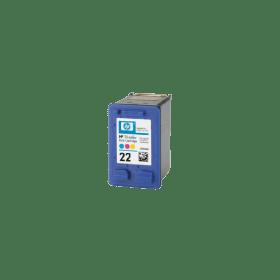 tinteiro vazio HP C9352G 22 SM