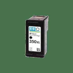 tinteiro vazio HP CB336E 350XL