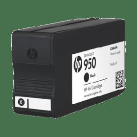 tinteiro vazio HP CN049AE 950 Preto
