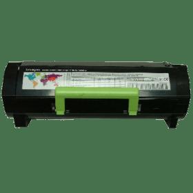 toner vazio LEXMARK MS317 MS417 MS517 MS617 STARTER