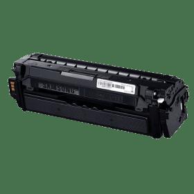 toner vazio Samsung CLT K503L ELS
