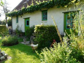 Oud boerderijtje in de kalei