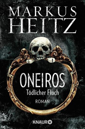 Cover Markus Heitz Oneiros - Tödlicher Fluch