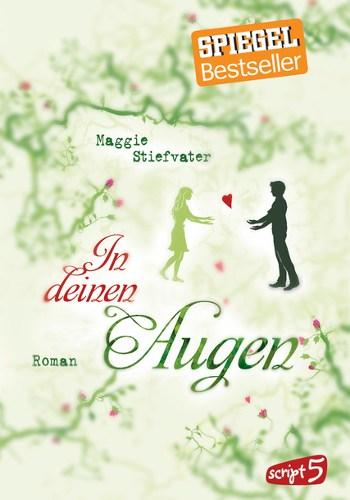 Cover Maggie Stiefvater In deinen Augen