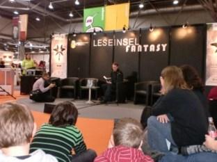 """Bernd Perplies liest aus """"Im Schatten des Mondkaisers"""""""