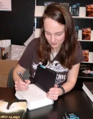 Eine Unterschrift für die Tintenelfe