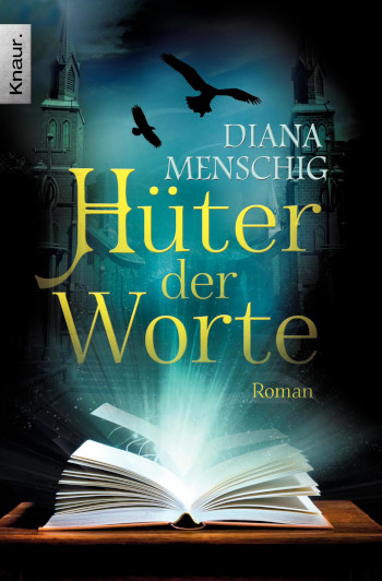 Cover Diana Menschig Hüter der Worte