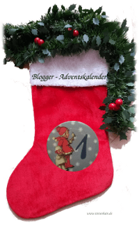 Adventskaledender Socke Blogger-Adventskalender