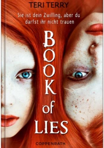 Teri Terry Book of Lies