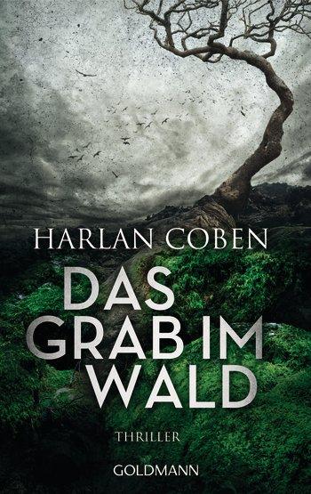 Cover Harlan Coben Das Grab im Wald