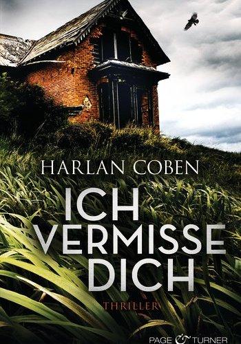 Cover Harlan Coben Ich vermisse dich