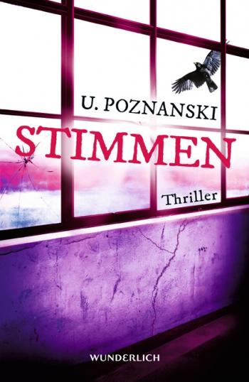 Cover Ursula Poznanski Stimmen Kaspary