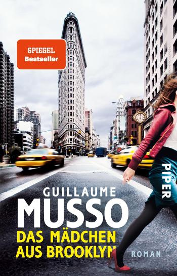 Cover Guillaume Musso: Das Mädchen aus Brooklyn