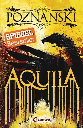 Cover Ursula Poznanski Aquila