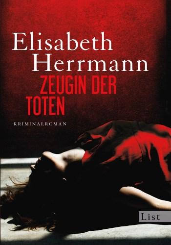 Cover Elsabeth Herrmann Zeugin der Toten