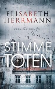 Cover Elisabeth Herrmann Stimme der Toten