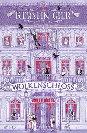 Cover Wolkenschloss Kerstin Gier