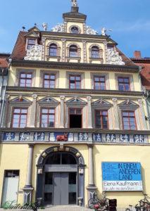 Haus zum roten Ochsen Erfurt