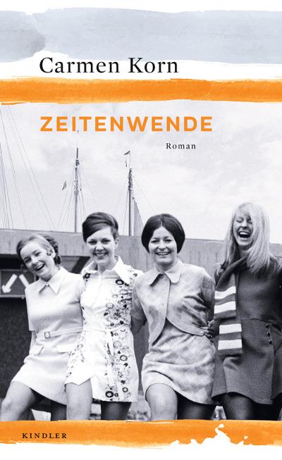 Carmen Korn Zeitenwende Jahrhundert-Trilogie Cover