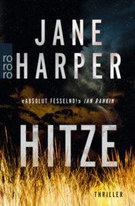Cover Jane Harper Hitze