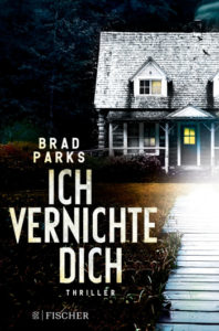 Cover Ich vernichte Dich Brad Parks