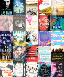 Bücher Bingo SuB 2019